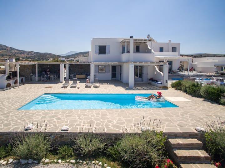 Villa Galani  close to Glyfada beach