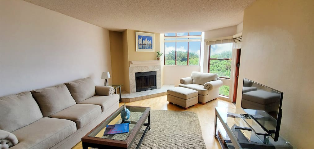 Oceanfront Dream, Monthly, Balcony, Parking, VIEW