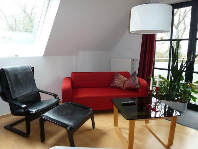 Maisonette Wohnung, 60 qm