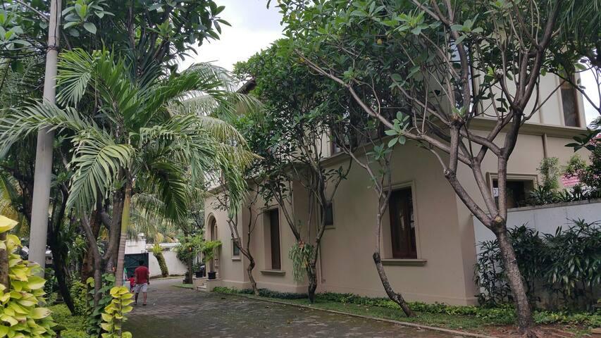 Security Gated THouse South Jakarta - Cilandak - Rumah