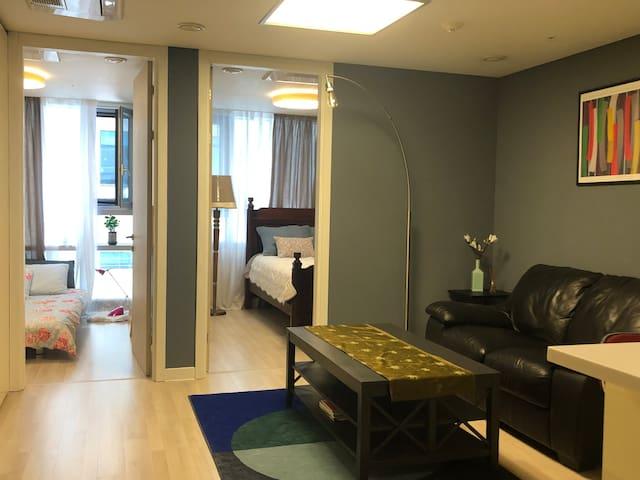Luxury 2 Bedroom Residence across the Bexco