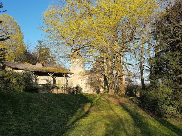 The Chateau Cottage Monmessin(140m2)