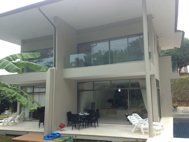 2 Bedroom Pool Duplex Mountain View - Ko Samui - Daire