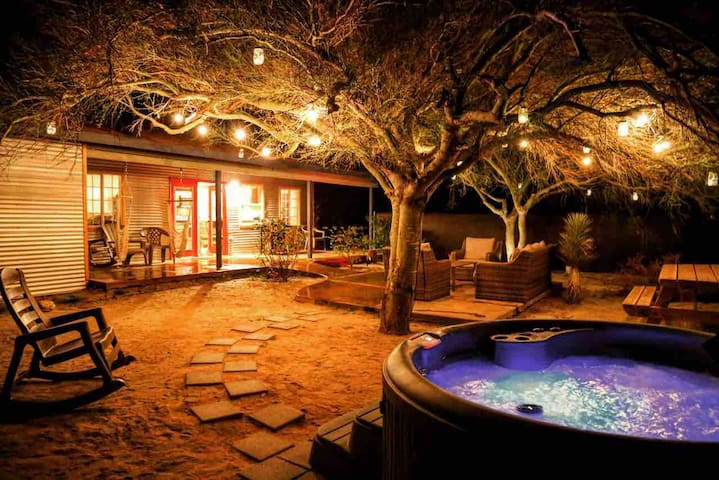 Indian Cove Ranch + Hot Tub & Game Room