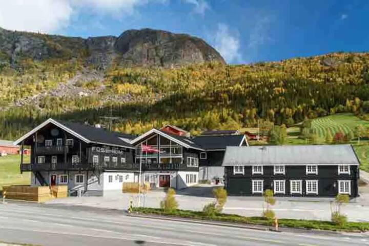 Leilighet på Fossheim Lodge