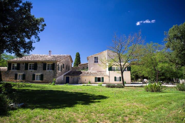 Domaine de la Verrerie     132 hectares     800 m2 - Durfort-et-Saint-Martin-de-Sossenac - Dům