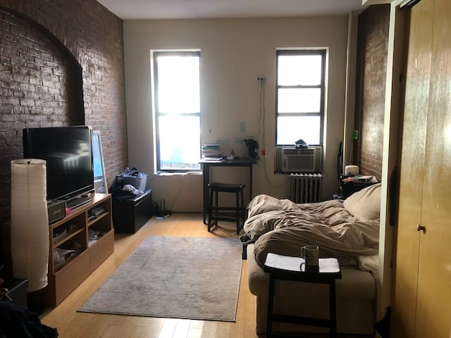 Studio in west village close to subway station NYU