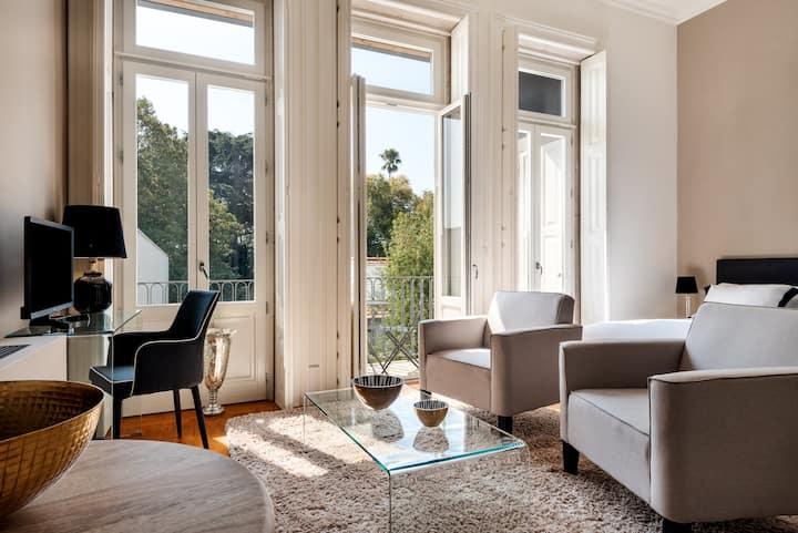 Suite duplex balcony and  kitchenette Boutique