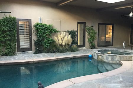 Private 2 bed garden suite pool/spa - Indian Wells