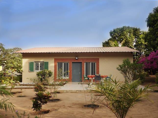 Demka - Maison Casamance -  Sénégal - Niaguisse - Дом