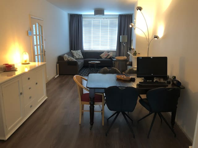 Apartment near Utrecht Centre including 2 bicycles