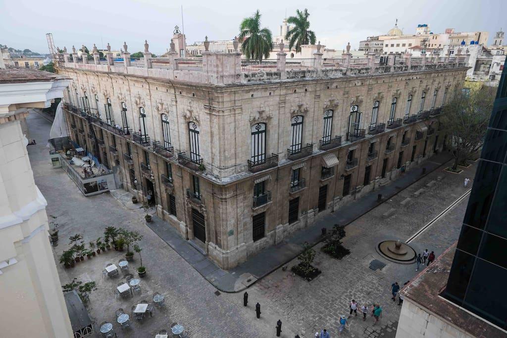 Museo Palacio de los Capitanes