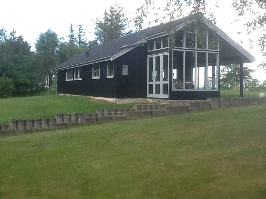 hus fra syd