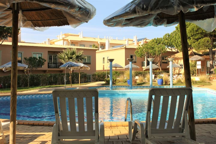Sharm 2Bedroom Oura Bicos Apartment with terrace - Albufeira - Byt