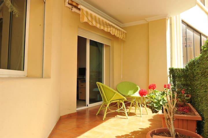 Bel appartement Maarif - Casablanca - Condomínio