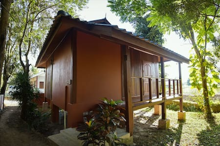 The Wes Village, Chiangdo (Dawan bungalow) - Chiang Dao - Wikt i opierunek