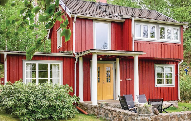 Holiday cottage with 2 bedrooms on 91m² in Älmhult