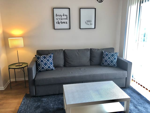 Cozy Apartment in St. Louis - Close to the Hill!