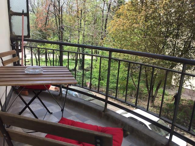 Wonderful studio right near the Cismigiu Gardens