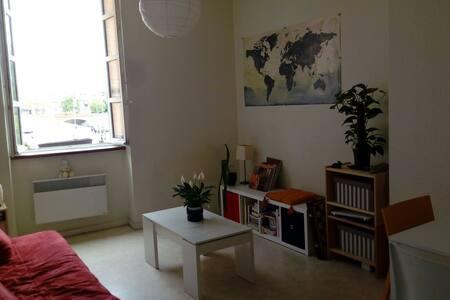 Studio cosy dans le joli quartier de saint Cyprien