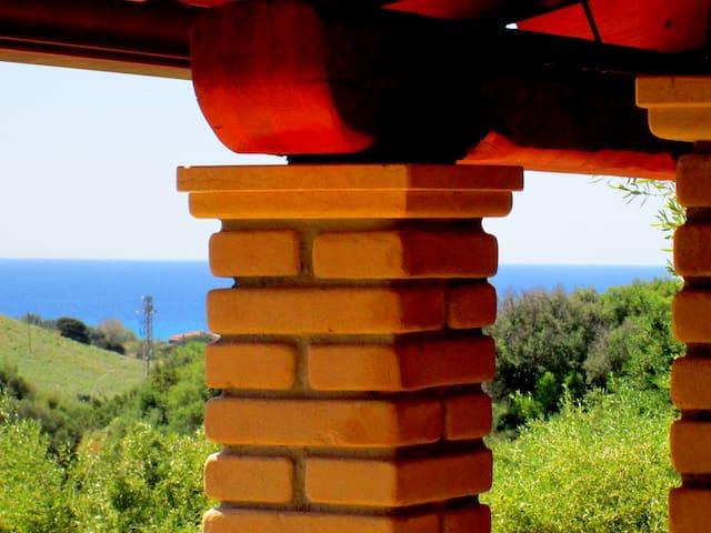 Nice house Villasimius-Solana Wi-Fi - Solanas - Dům