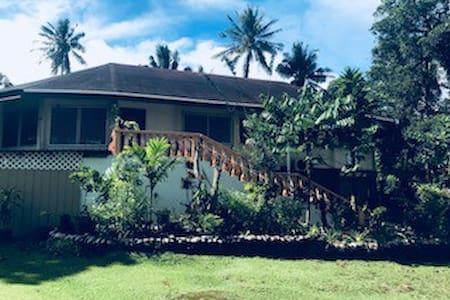 Gebauer Haus in American Samoa