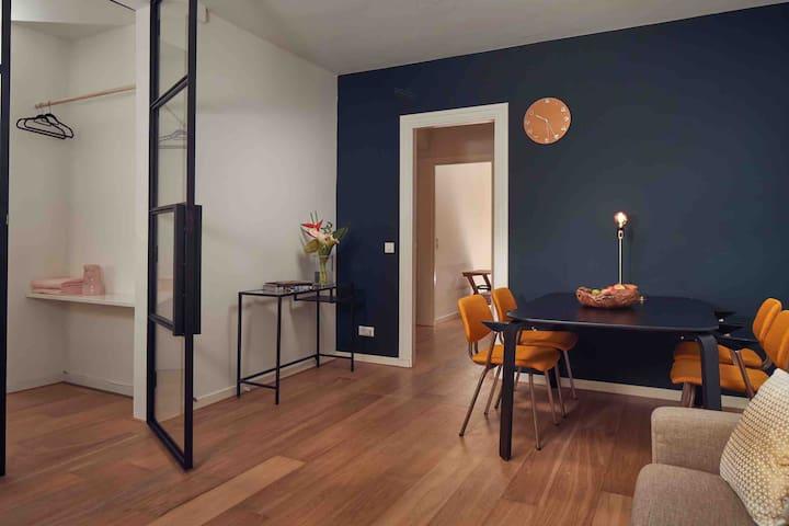 Rinsie's two bedroom condo comfy & tidy