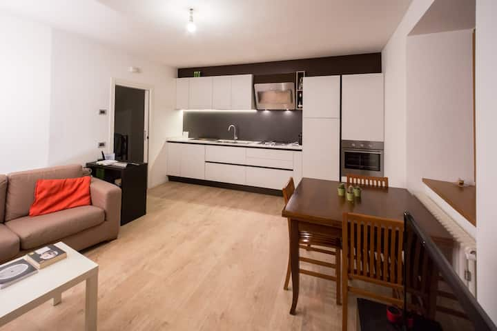 Apartament Mount Calisio  (10 m from Trento City)