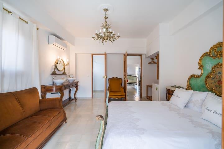 Spacious and elegant Room