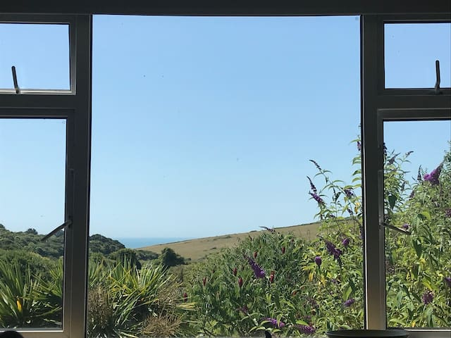 Crowlink, Seven Sisters : house with sea view