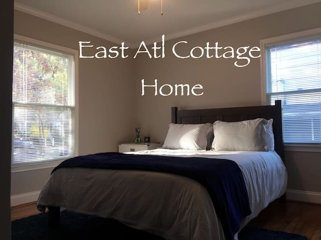 Cozy Gem in East Atlanta - Sleeps 6