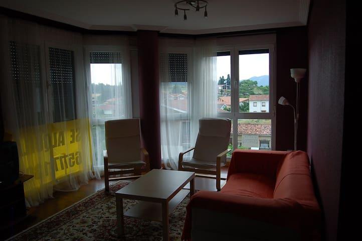 Alojamiento con vistas en Trespaderne