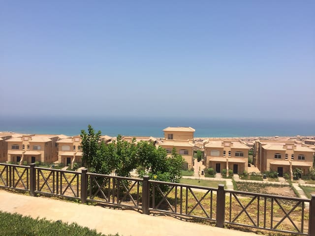 An entire Villa in Telal el sokhna