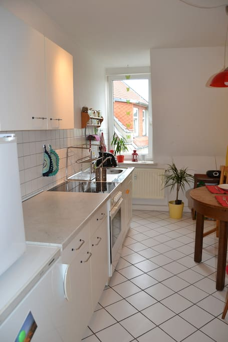 kitchen with everything that you need