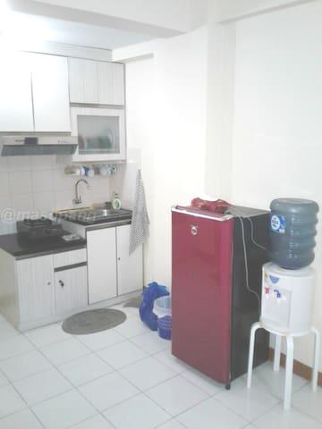 Apartemen keluarga dekat Islamic Centre, Bekasi