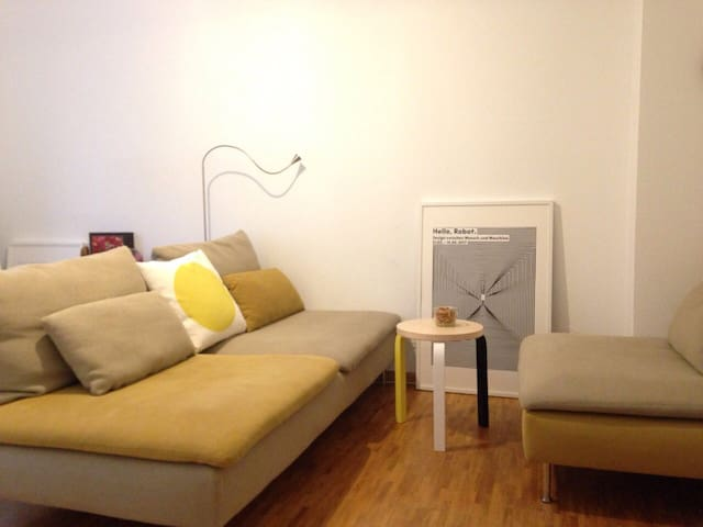 Cosy Room in the center and 3min from Trainstation