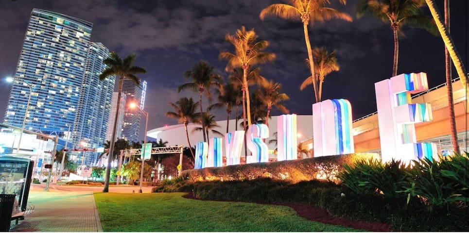 Downtown Miami Condominium