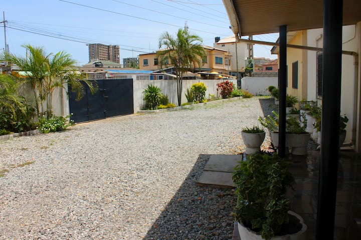 Prime, Centrally Located Osu, Accra Home