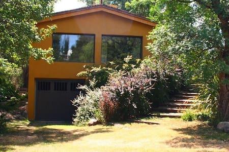 Hermosa y Confortable Casa. - La Granja - Almhütte