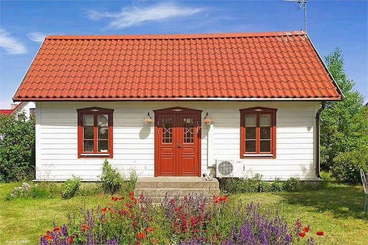 Lantligt boende på östra Gotland
