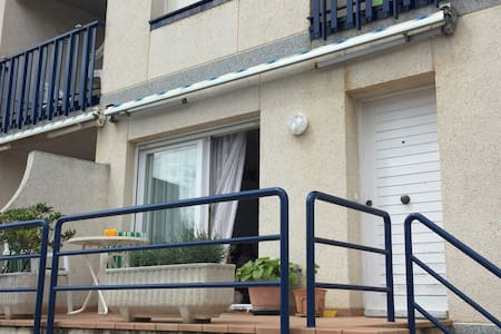 Apartment 50m far from the beach, cycling, ...