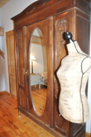 Chambre privée à 5 km de Langon - Auros - บ้าน