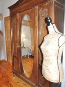 Chambre privée à 5 km de Langon - Auros - 独立屋