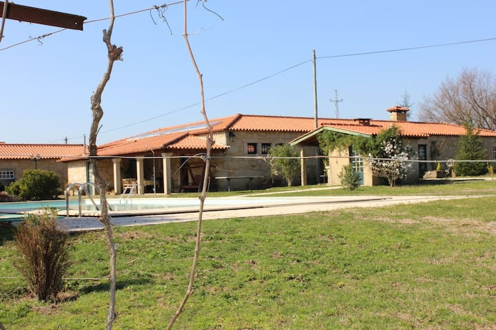 Quinta do sobreiro - Countryhouse - Facha - 別墅