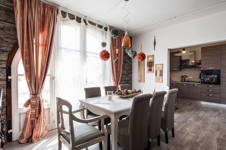 Delizioso bilocale in colonica - Ponsacco - Apartamento