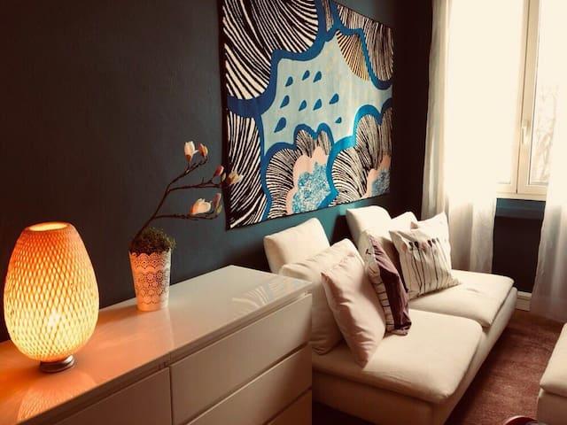Blue moon flat stylish apartment