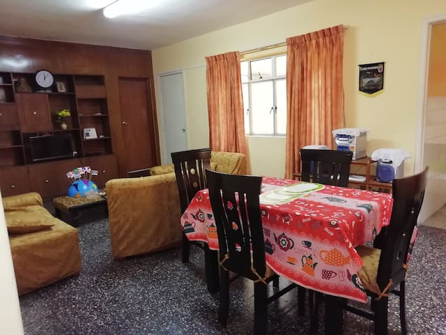 LIMA LOW COST - FURNISH APARTMENT A1
