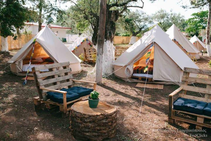 Bell Tent Mini