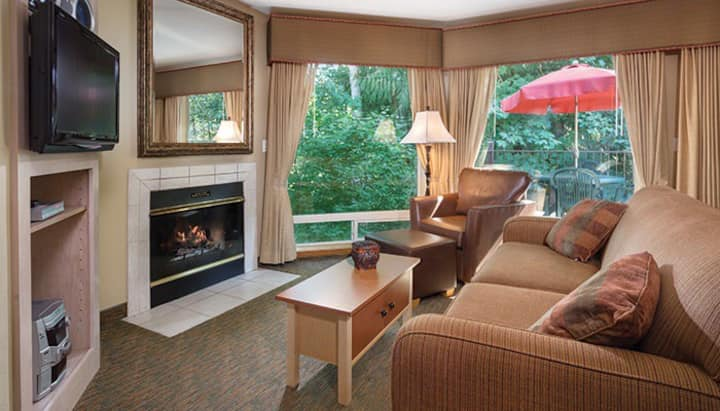 1 bedroom - Whispering Woods Resort