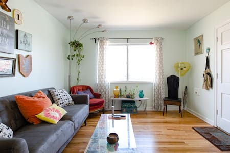 West Denver 10 min to Downtown- Clean & Eclectic
